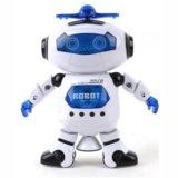 Новая игрушка робот. Фото 1. Москва.