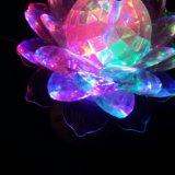 Светящийся цветок. Фото 1. Видное.