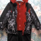"Комбинезон с курткой""wonder kids""раз.5т. Фото 2. Краснодар."