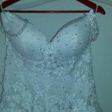 Свадебное платье. Фото 4. Набережные Челны.