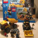 Конструктор lego 4201 погрузчик и самосвал. Фото 1. Москва.