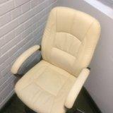 Кожаное кресло. Фото 3.