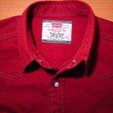 Рубашка-куртка levi's р.44-46,новая. мальта. Фото 1.