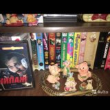 Видеокассеты/ dvd диски. Фото 2.