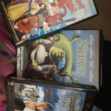 Видеокассеты/ dvd диски. Фото 1.