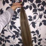 Волосы в капсулах. Фото 1.