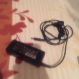 Зарядное устройство для ноутбука hp. Фото 1.