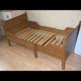 Кровати раздвижные икеа ( лексвик) 2 шт. Фото 2. Люберцы.