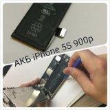 Аккумуляторная батарея iphone 5s. Фото 1. Калининград.