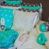 Постельное белье для малышей. Фото 1.