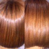 Кератин для выпрямления волос coiffer argan. Фото 2. Новосибирск.