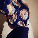Рубашка moschino. Фото 1.