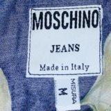 Рубашка moschino. Фото 2.