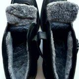 Ботинки зима. Фото 2. Москва.
