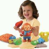 Развивающая игрушка одень обезьянку!. Фото 2.
