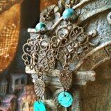 Сережки handmade. Фото 2.