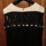 Платье атласное caterina leman р.52. Фото 3.