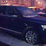 Volkswagen touareg 4,2 ат,2008, внедорожник. Фото 2. Москва.