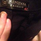 Черные джинсы. Фото 3.