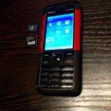 Nokia xpressmusic 5310+ симка tele2+ microsd. Фото 1.