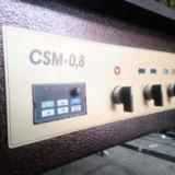 Csm - 0.8 продольно-поперечный отрезной станок. Фото 1. Химки.