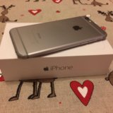 Iphone 6 64gb space gray рст. Фото 2.