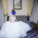 Свадебное платье. Фото 4. Красногорск.