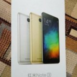 Xiaomi redme not 3 pro. Фото 2.