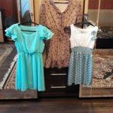 Платья 3 шт. Фото 3.