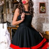 Пышное платье миди. Фото 1. Краснодар.