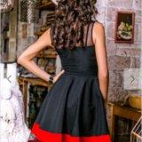 Пышное платье миди. Фото 2. Краснодар.