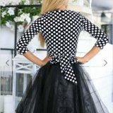 Стильное коктейльное платье. Фото 2. Краснодар.