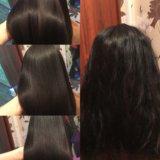 Кератиновое выпрямление волос. Фото 1. Ноябрьск.