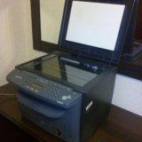 Принтер сканер копир canon  i-sensys mf4018. Фото 1.