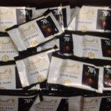 Превосходный шоколад lindt 70%. Фото 1. Москва.