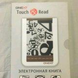 Электронная книга onext touchread 001. Фото 3. Москва.