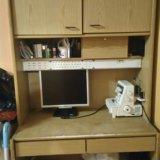 Продам шкаф-стол. Фото 1.