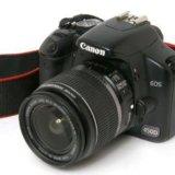 Canon 450d. Фото 1.