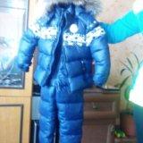 Зимний костюм детский. Фото 1.