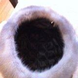 Норковая шапка. Фото 2. Путевка.