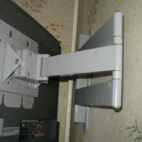 Монтаж кронштейна установка кроштейна. Фото 1.