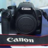Фотоаппарат canon 1000 d. Фото 1. Краснодар.