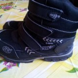 Зимние ботинки 34 р. Фото 1.