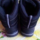 Зимние ботинки 34 р. Фото 2.
