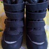 Зимние ботинки 34 р. Фото 4.