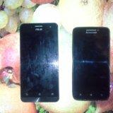Продам 2 телефон асус и леново. срочно!!!. Фото 2. Кемерово.