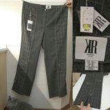 Костюм пиджак брюки и укороченные брюки. Фото 4.