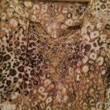 Gizia рубашка шёлковая. Фото 1.