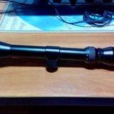 Оптический прицел gamo 3-9x40 ir wr с кольцами. Фото 1. Москва.