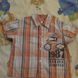 Рубашка для мальчика. Фото 1. Москва.